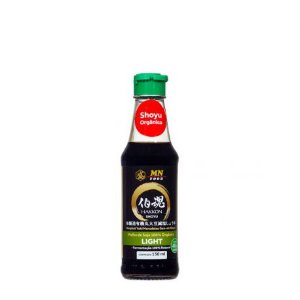 SHOYU LIGHT MN FOOD 150ML