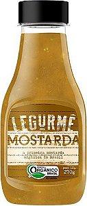 MOSTARDA ORGÂNICA LEGURME 270G