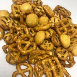MINI PRETZEL MIX SALGADO 100G