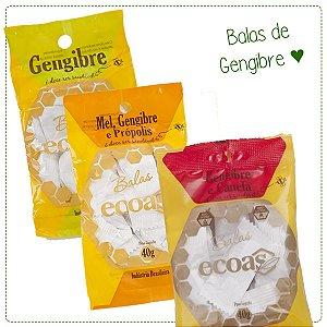 BALAS DE GENGIBRE 40G