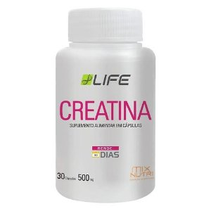 CREATINA LIFE MIX NUTRI 30 CAPSULAS