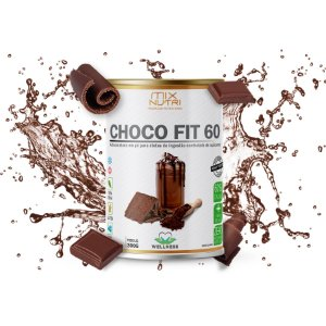 CHOCO FIT 60 MIX NUTRI 300G