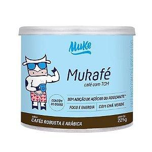 MUKAFE CAFÉ SOLUVEL ARABICA 225G