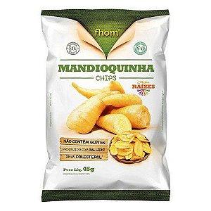 CHIPS DE MANDIOQUINHA FHOM 45G