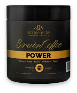 BRAIN COFFEE POWER BETTER LIFE 220G