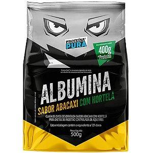ALBUMINA SABORES PROTEINA PURA 500G