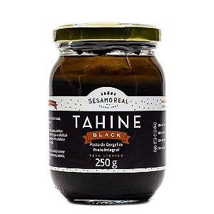 TAHINE BLACK SEASAMO REAL 250G