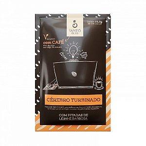 CAFE SOLUVEL SACHE SABORES SANTO OLEO 22,5G