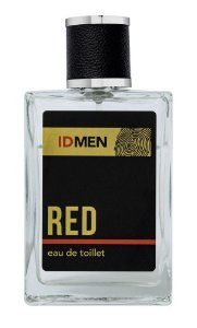 PERFUME EAU DE TOILETTE RED 100mL