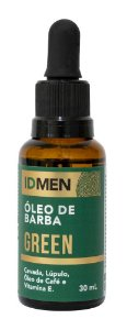 ÓLEO PARA BARBA GREEN 30mL