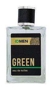 PERFUME EAU DE TOILETTE GREEN 100mL