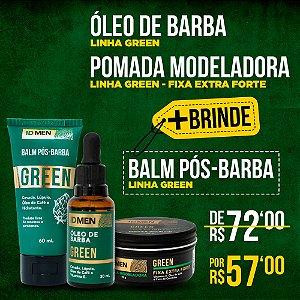 KIT + BRINDE BALM GREEN