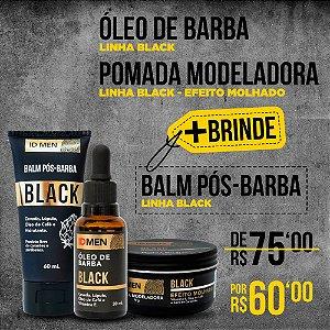 KIT + BRINDE BALM BLACK