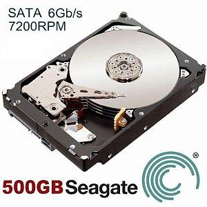 HD Sata Seagate 500GB