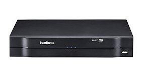 DVR Intelbras 04 Canais Multi HD Alta Resolução MHDX 1104