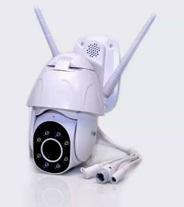 Mini Speed Dome IP Inova Auto-Tracking Full HD CAM-5707