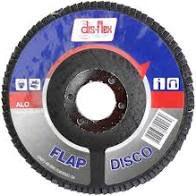 "DISCO FLAP 7"" GRANA 120 DIS-FLEX"