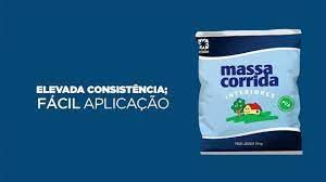 MASSA CORRIDA PVA 15 kg HIDRA