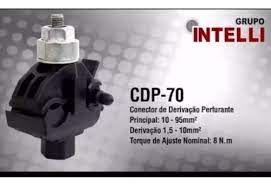 CONECTOR PERFURANTE CDP-070 ( 10 a 95mm ) INTELLI