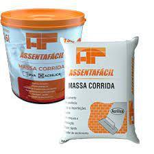 MASSA CORRIDA ACRILICA ASSENTAFACIL 15KG