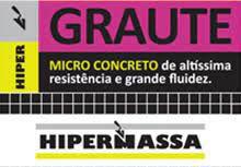 GRAUTE MICRO CONCRETO HIPERMASSA 25mpa 20 kg