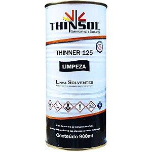THINER THINSOL 900ml 125