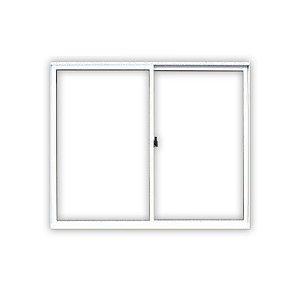 Vitro Alumínio Branco Relí 6501 S/B 2F 100 x 100 1 FIXA