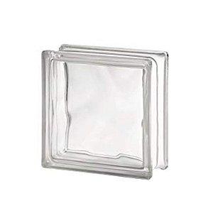 Tijolo de Vidro Glassblock 19x19x8CM GLASSBLOCK