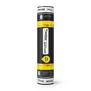 Manta Asfáltica Quartz 3mm C/10m²
