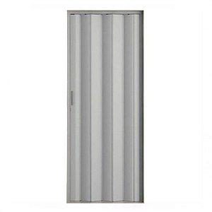 Porta sanfonada branca 80cm