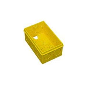 Caixa 2x4 Amarela