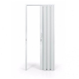 Porta sanfonada pvc 80 cm