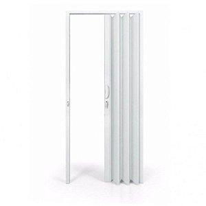 Porta sanfonada pvc 90 cm