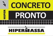 CONCRETO PRONTO HIPERMASSA COM 20 KG