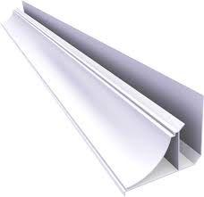 MEIA CANA PLASBIL ACABAMENTO NOBRE PVC COM 6 MT