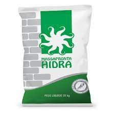 MASSA PRONTA HIDRA 20 KG