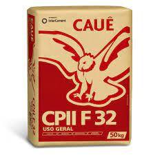 CIMENTO CAUÊ USO GERAL CP II F32 COM 50KG  (A VISTA)