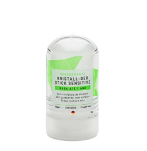 Desodorante Natural Kristall Stick Sensitive 60g | Alva