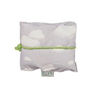 Almofada Térmica Semente e Ervas Relax Time NUVENS Adulto |Olin