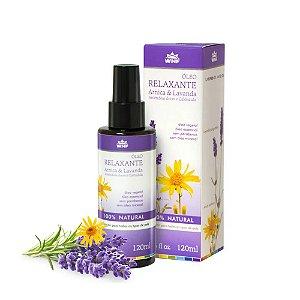 Óleo de Massagem Relaxante 120ml |WNF