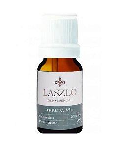 Óleo Essencial Arruda Diluído a 10% (Erva-das-Bruxas) 10ml | Laszlo