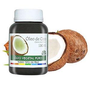 Óleo Vegetal Coco (Coco Nucifera) 150ml   WNF