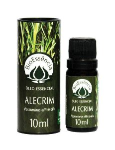 Óleo Essencial Alecrim 10ml | BioEssência