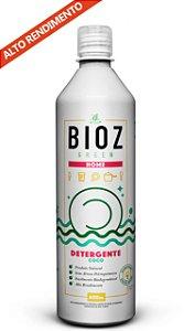 Detergente de Coco Natural e Vegano  600ml | BIOZ