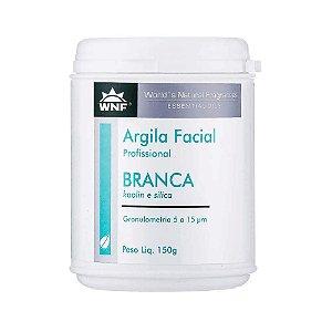 Argila Branca Natural  150g |WNF