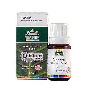 Óleo Essencial Alecrim 10ml | WNF