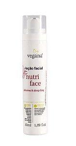 Loção Facial Nutriface 50ml| Vegana