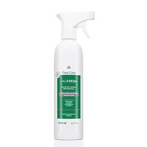 Higifresh - Loção de limpeza hidratante e desodorizante para os pés 500ml|WNF