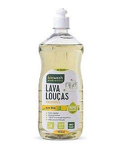 Lava Louças Erva Doce 650ml|Biowash
