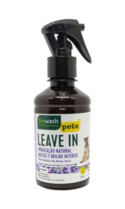 Leave in PETs 250ml |Biowash